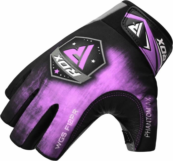 Rdx Ladies Bodybuilding Weight Lifting Gym Gloves: RDX Ladies Gloves Bodybuilding Fitness Weight Lifting