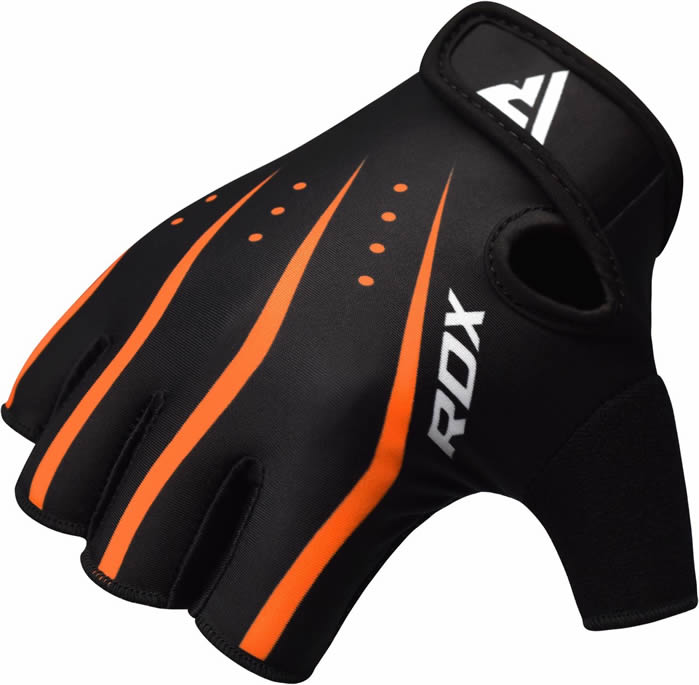 Rdx Weight Lifting Gloves Training Bodybuilding Gym Power: RDX Weight Lifting Training Gym Gloves Workout