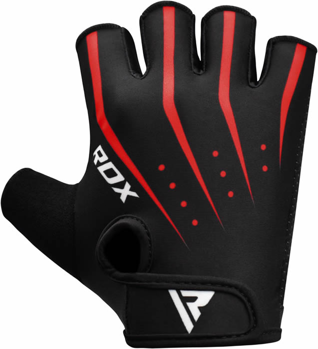 Rdx Bodybuilding Gym Gloves Training Workout Weight: RDX Weight Lifting Gym Gloves Fitness Workout Cycling